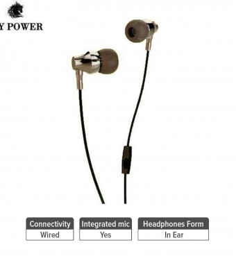 MY Power E535 Music Earphone