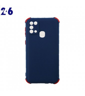 Rubber Case for Samsung Galaxy M31 (SM- M315F) Full Protection Mobile Cover