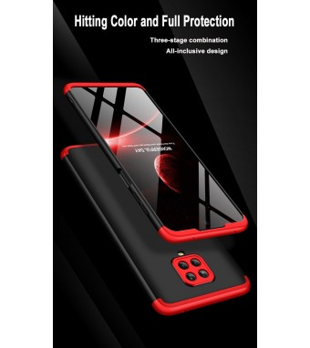 GKK 360 Protective Phone Case for Redmi Note 9 Pro Max
